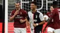 Ibrahimovic: Aku adalah Presiden, Pemain, dan Pelatih Milan