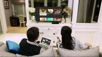 Teknologi Smart Hiburan TV di Rumah Saat New Normal