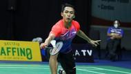 Link Live Streaming PBSI Home Tournament Tunggal Putra Hari Kedua