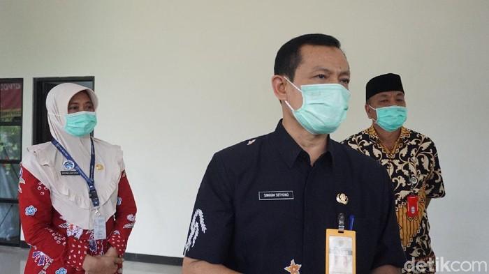 Jubir Gugus Tugas Percepatan Penanganan COVID-19 Kabupaten Demak, dr Singgih Setyono