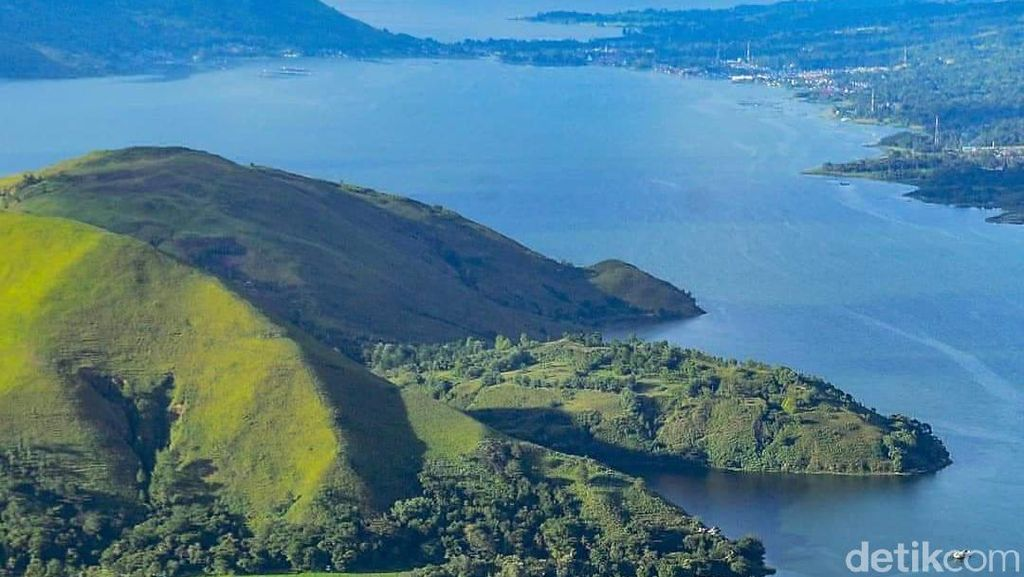 Kaldera Toba Jadi UNESCO Global Geopark, Semoga Warga Sejahtera