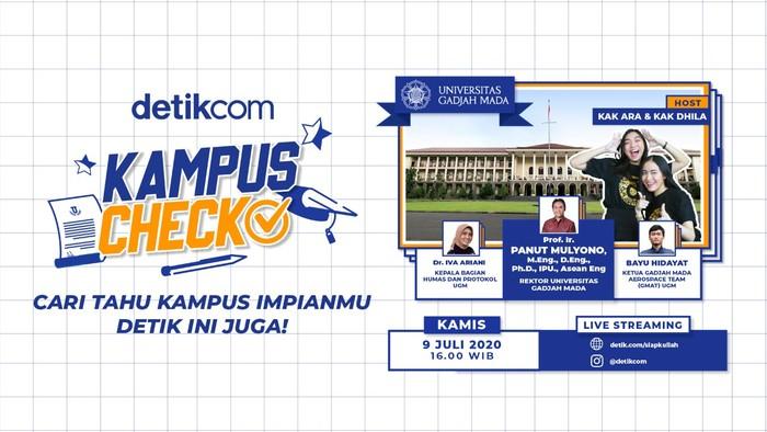 Kampus Check, Siap Kuliah (detikcom)