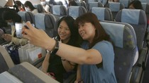 Saking Kangen Liburan, Warga Taiwan Jajal Penerbangan Palsu Lho