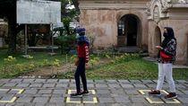 Kembali Dibuka, Wisatawan Taman Sari Wajib Pakai Masker-Jaga Jarak
