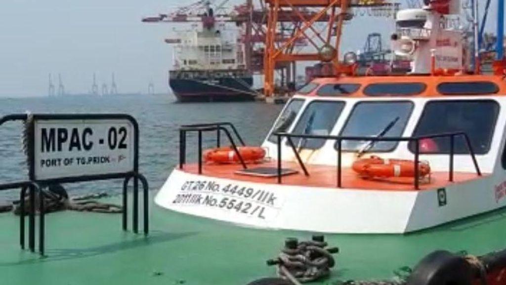 Kemenhub Ikut Kampanye Global Pergantian Awak Kapal