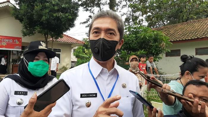 Ketua GTPP COVID-19 Kota Bogor, Dedie A. Rachim