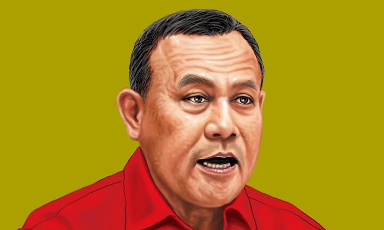 Ketua KPK Komjen Firli Bahari