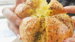 5 Kreasi Roti Viral, dari Cloud Bread hingga Si Jabrik