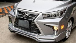 Begini Jadinya Jika Innova Dipermak Pakai Muka Lexus