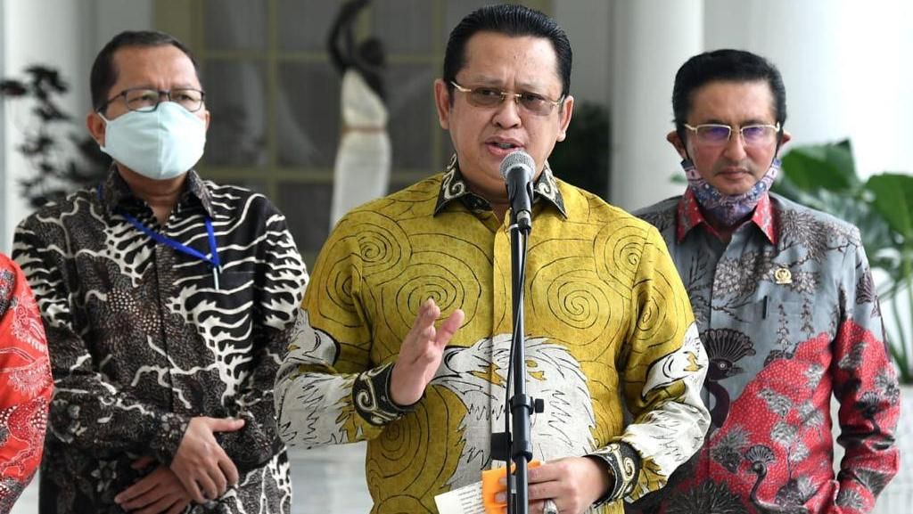 Ketua MPR: Presiden Jokowi Ingin BPIP Diatur Undang-Undang