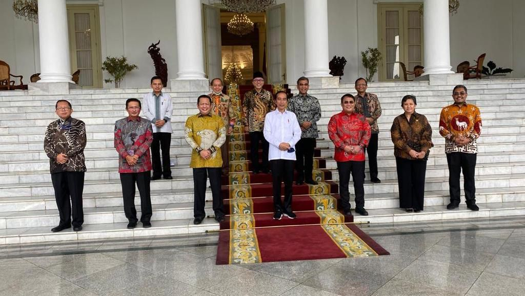 Jokowi Dipastikan Hadiri Sidang Tahunan MPR Agustus Nanti