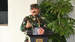 Panglima TNI Ingatkan Perang Modern Tak Hanya di Gunung tapi Siber-Internet