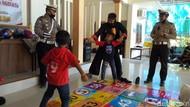 Tingkatkan Imun Anak di Ponorogo, Polisi Ajak Menari Reog