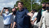 Presiden Brasil Digugat karena Lepas Masker, Pangeran Arab Saudi Meninggal