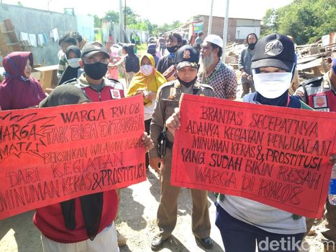 Prostitusi Blok Jongor Cirebon