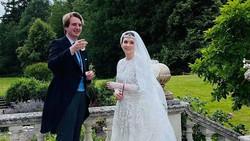 Putri Raiyah dari Kerajaan Yordania Menikah di Tengah Pandemi Corona