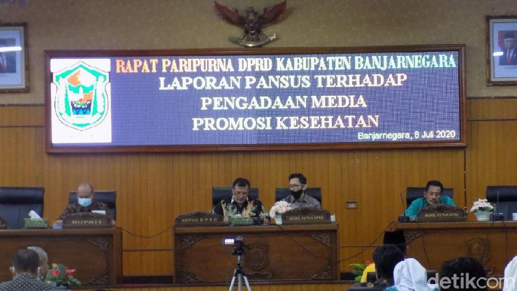 DPRD Banjarnegara: Ada Penyalahgunaan Wewenang eks Kadis soal Kalender Rp 2,1 M