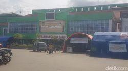 Puluhan Nakes Positif Corona, RSUD Dok II Jayapura Tak Layani Pasien Umum