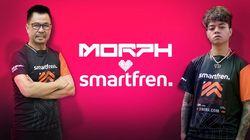 Dukung eSports Indonesia, Smartfren Gandeng Tim Esport Reza Arap