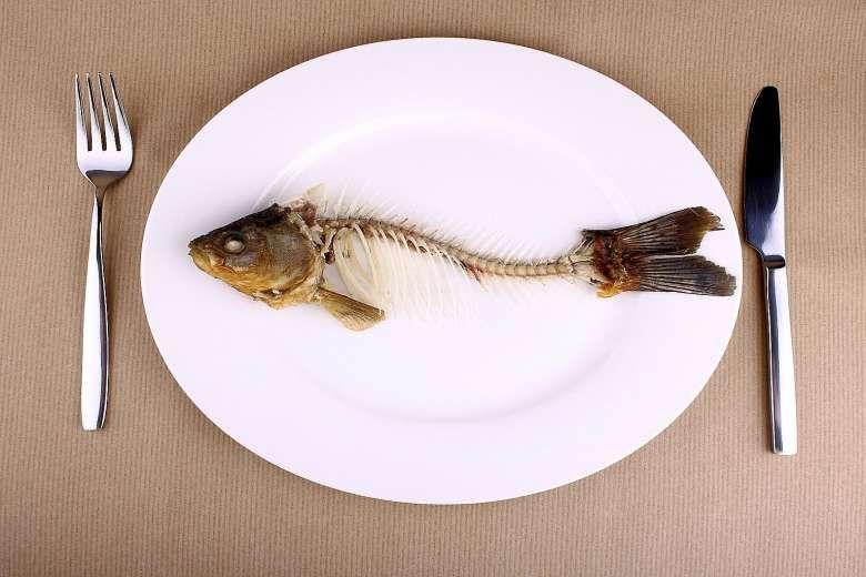 Tersedak Tulang Ikan