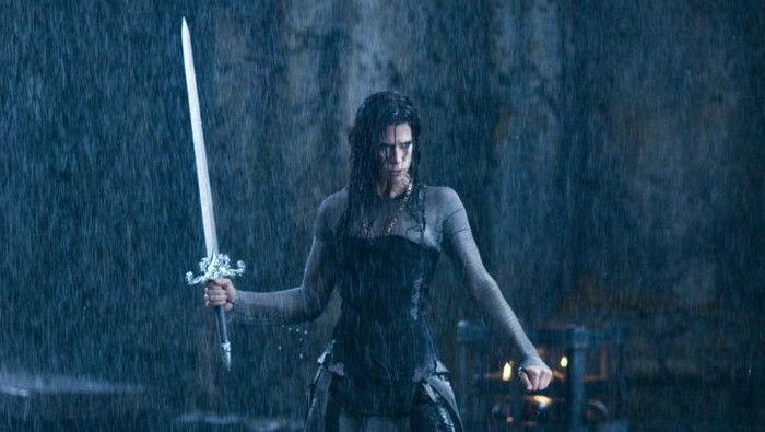 Rhona Mitra in Screen Gems Underworld: Rise of the Lycans.