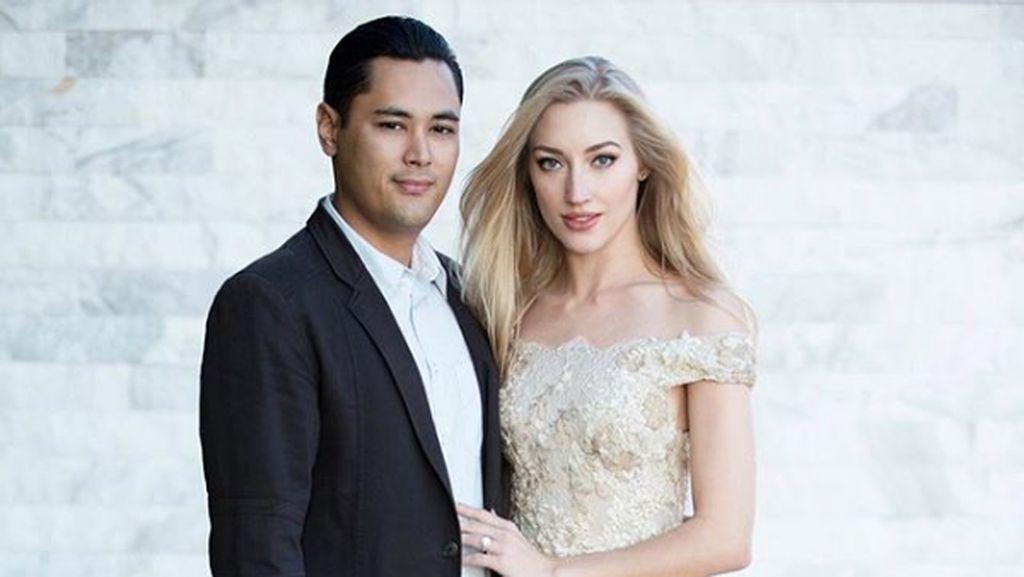 5 Fakta Varsha Strauss, Menantu Cantik Bambang Trihatmodjo yang Cinta Batik