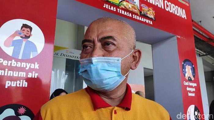 Wali Kota Bekasi Rahmat Effendi (Isal Mawardi/detikcom)