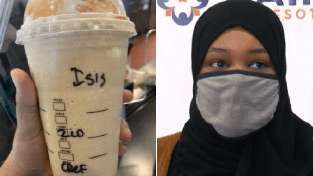 Beli Kopi di Starbucks, Wanita Muslim Ini Disebut ISIS