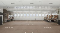Wah, Pesawat Penumpang Jumbo Ini Disulap Jadi Pengangkut Alat Medis