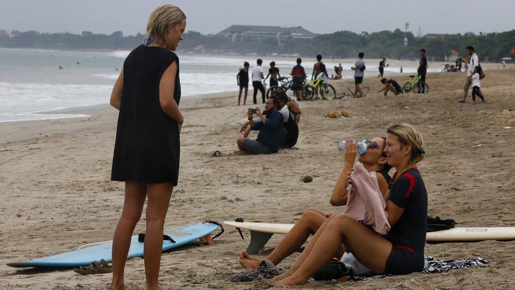 Mohon Maaf, Turis Asing Tak Bisa Wisata ke RI Sampai Akhir 2020