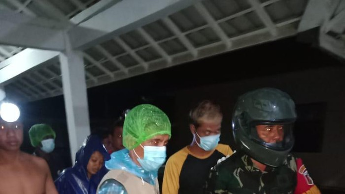 Banjir Rendam RSUD Torabelo Sigi, Pasien Panik Selamatkan Diri
