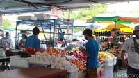 Serunya Belanja dan Kulineran di Pasar Muara Karang