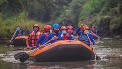 New Normal, Pemkot Bogor Siapkan Wisata Arung Jeram-Hiking di Ciliwung