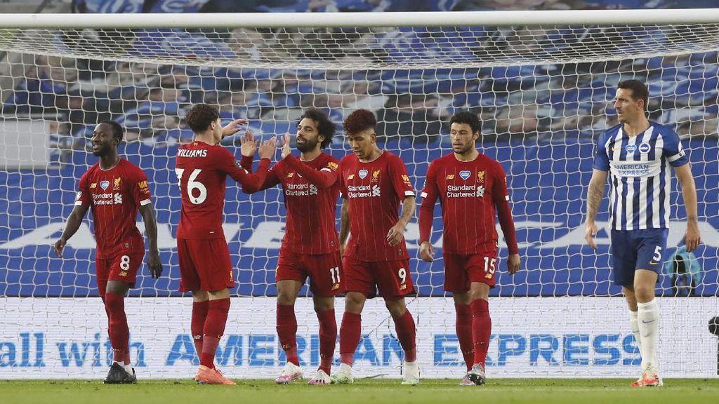 Liverpool Masih Bisa Pecahkan Rekor-rekor Ini