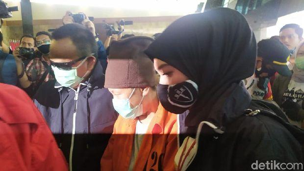 Buron Maria Pauline Lumowa tiba di Indonesia
