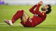 Buru Gelar Top Skor, Salah Cetak 2 Gol ke Gawang Brighton