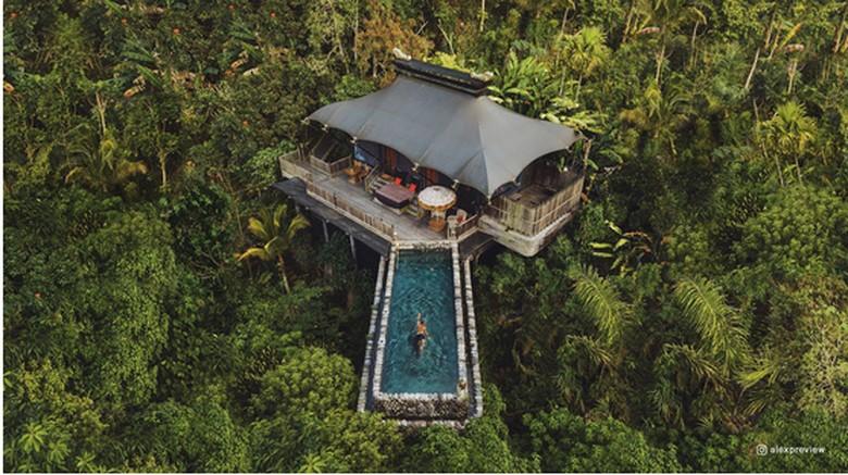 Hotel Capella Ubud, Bali