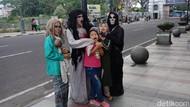 Hantu di Bandung pun Terdampak Corona