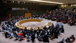 Dewan Keamanan PBB Tolak Rancangan Rusia Untuk Bantuan Kemanusiaan Suriah