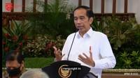Mana yang Menurut Jokowi Paling Ngeri, Krisis Saat Ini atau 98?