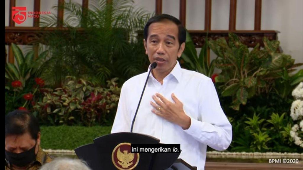 Proyeksi Ekonomi Global yang Bikin Jokowi Ngeri