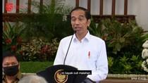 Ekspresi Jokowi Saat Marah Nyinyir ke Para Menteri