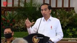 Saat Jokowi Terus Terang Ngeri Kondisi Ekonomi Terimbas Pandemi