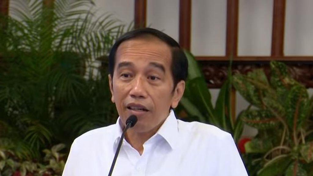 Jokowi Minta TNI-Polri Manfaatkan Pandemi untuk Memperkokoh Bangsa