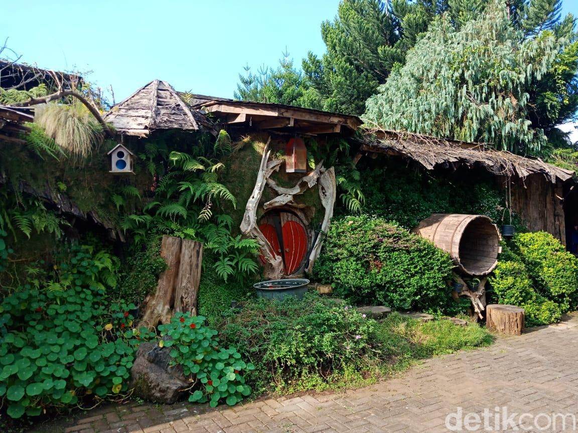 Wisata Bandung Rasa Eropa Di Farm House Susu Lembang