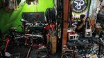 Fenomena Gowes Bikin Bengkel Sepeda Raup Cuan 400 Persen Lho