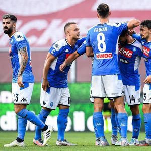 Genoa Vs Napoli: Il Partenopei Permalukan Il Grifone 2-1