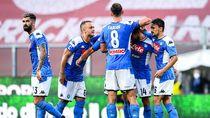Ini Persiapan Napoli untuk Bungkam Barcelona
