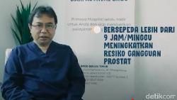 Batasi Gowes Maksimal 9 Jam Seminggu Agar Mr P Tidak Kesemutan!