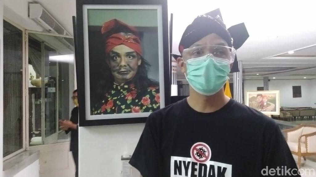 Kasus Corona di Jateng Meningkat Tajam, Ganjar: Semarang Raya Kita PKM